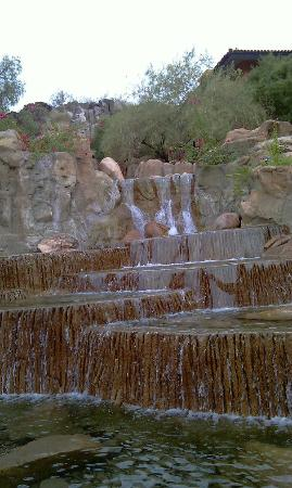 Pointe In Tyme at Pointe Hilton Tapatio Cliffs Resort: Beautiful outside scenery
