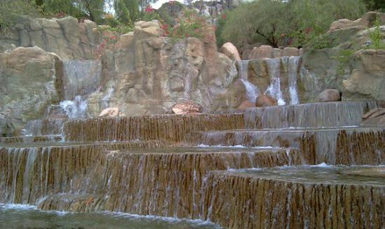 Pointe In Tyme at Pointe Hilton Tapatio Cliffs Resort: More beautiful water features on the property