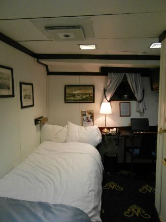 Malardrottningen Yacht Hotel and Restaurant: Single Room