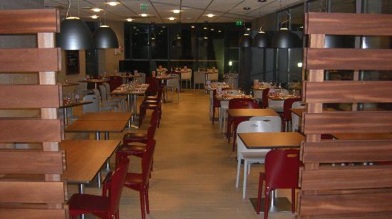 Campanile Nantes Centre - Saint Jacques : restaurant
