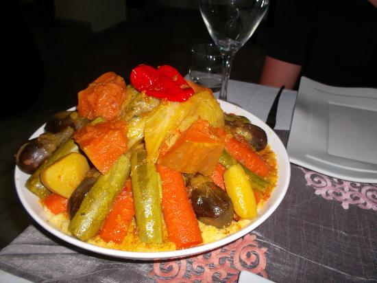 Riad Villa Wenge: délicieux