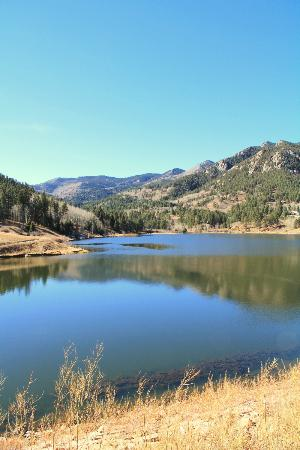 San Isabel National Forest: The Lake