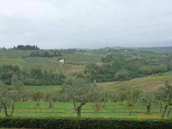 Il Borgo di Villa Bossi-Pucci: View