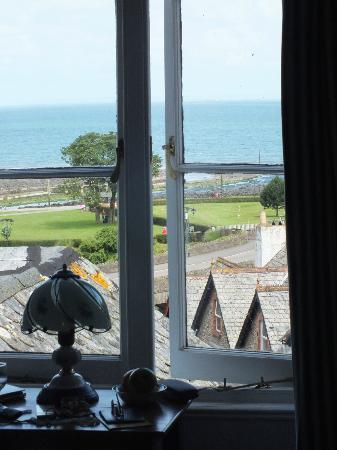 Bonnicott House Hotel: Eine atemberaubende Aussicht von meinem Zimmer