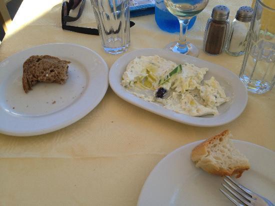 Skala Restaurant: tzatziki