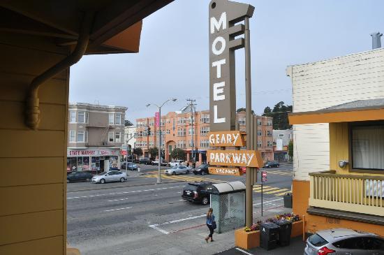 Geary Parkway Motel : Geary Motel - San Francisco