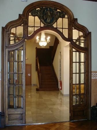 Hotel SERHS Rivoli Rambla: Sitting room