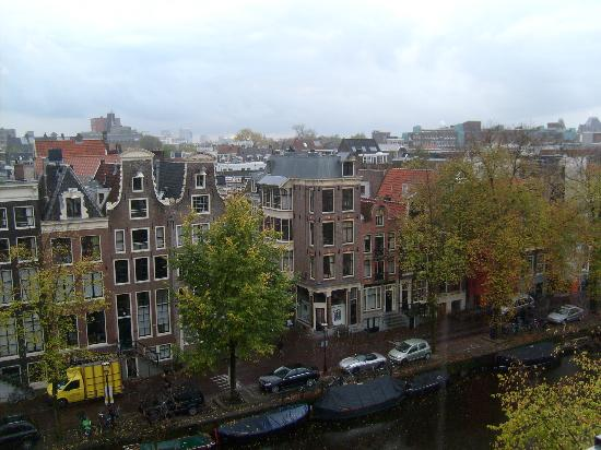Prinsengracht Hotel: View from my room