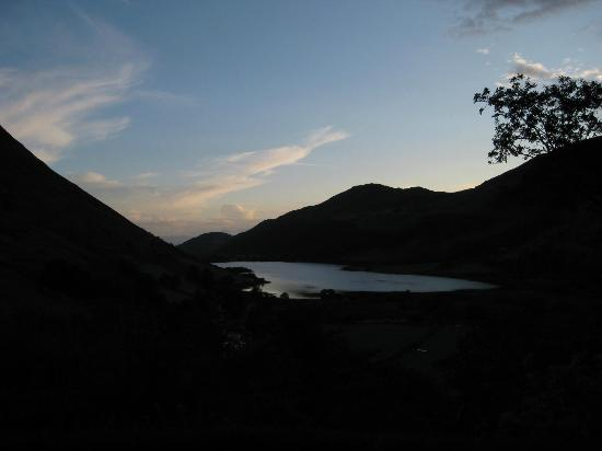 The Old Rectory on the Lake: Talyllyn valley