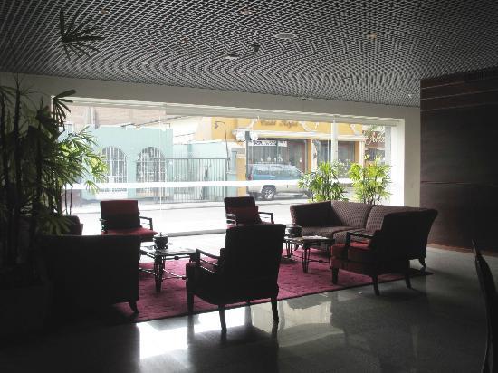 Casa Andina Private Collection Miraflores: Main Lobby