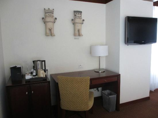 Casa Andina Private Collection Miraflores: Room's decor.