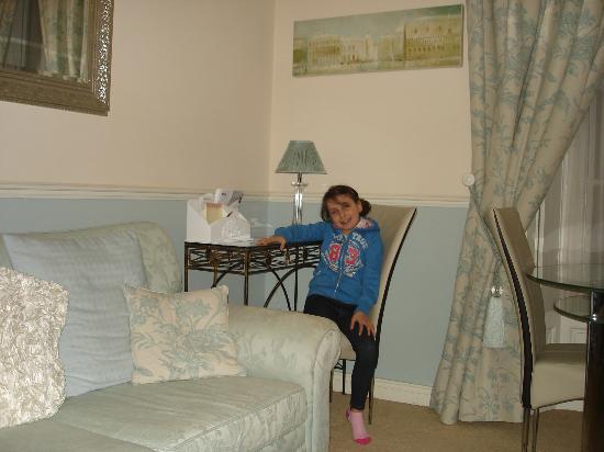 Silversprings St Davids : Living room Richmond Suite, Silversprings Apt. 2