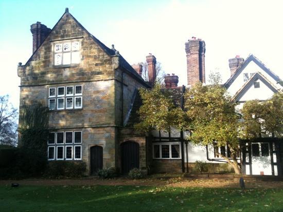 Ockenden Manor Restaurant Reviews