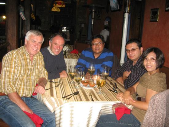 Bar y Restaurante El Arco: Una fiesta en EL ARCO