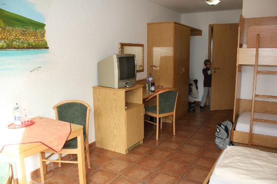 Hotel Andante : Chambre
