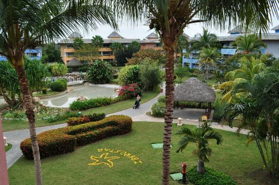 Iberostar Varadero: The Hotel grounds