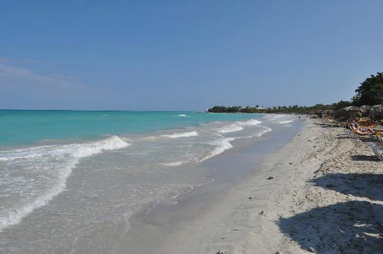 Iberostar Varadero: The beach