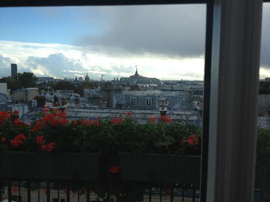 Le Bristol Paris : Paris à vos pieds