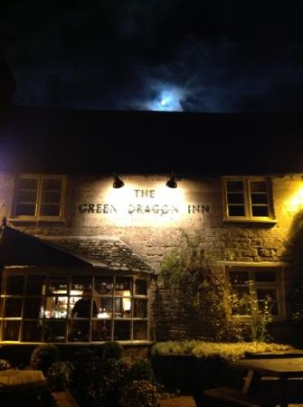 The Green Dragon Inn - not as scary as it looks