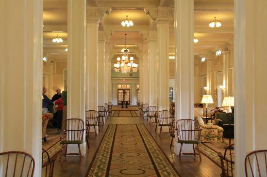 Omni Mount Washington Resort: The Great Hall