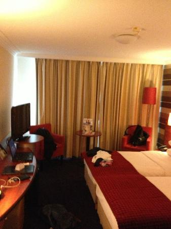 Golden Tulip Keyser: My room