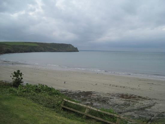 The Nare: the wonderful beach where we walked the dogs