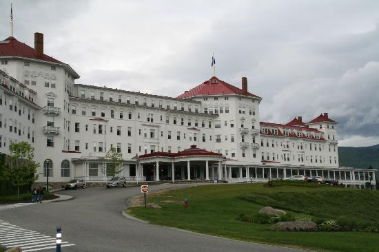 Omni Mount Washington Resort: Mount Washington Hotel