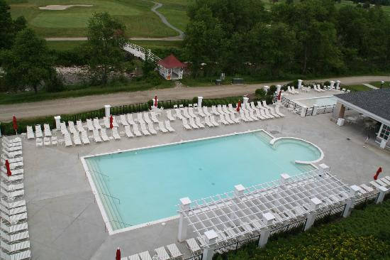 Omni Mount Washington Resort: Outdoor swimmingpool