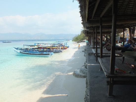 Tropical Hideaways Resort: Harbour Gili Meno