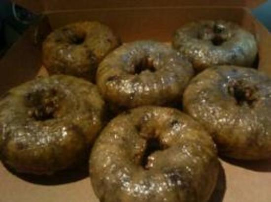 Ringo's Donuts: Blueberry