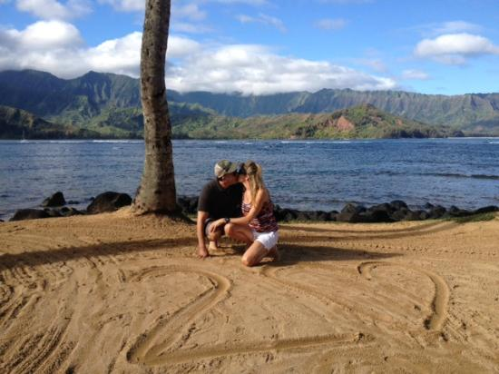 St. Regis Princeville Resort: Celebrating our anniversary!