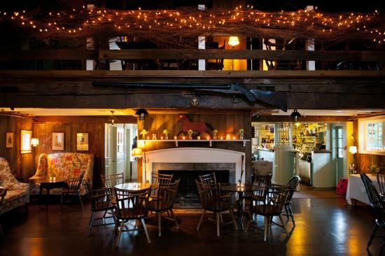 Grafton Inn: Phelps Barn Pub, serving pub fare & also site for our wedding receptions and other functions