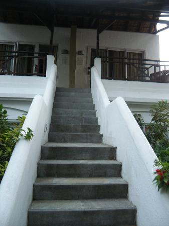 อิมิรัด บีช แอททิจูด: Vue accès chambre