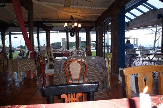 Las Cumbres : Vista del Restaurante