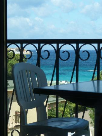 Joseph Charles Residences: photo balcon de la chambre 8