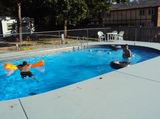 Taneycomo Lakefront Resort and RV Park : Pool