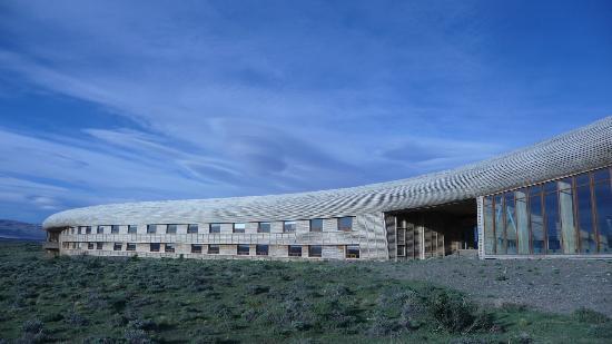 Tierra Patagonia Hotel & Spa: Vista externa