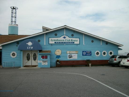 Lynnhaven Fish House Restaurant Lfh Virginia Beach