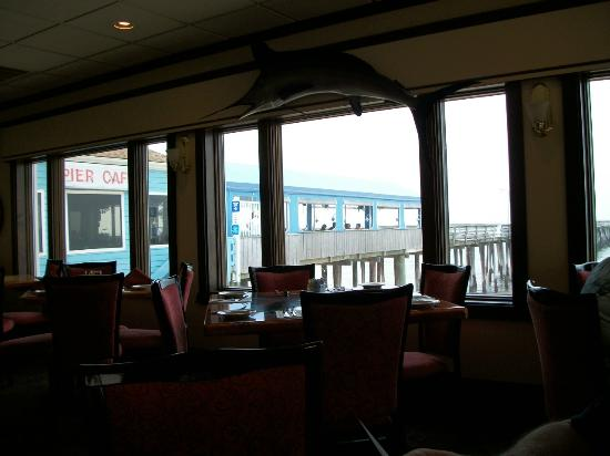 Sea view picture of lynnhaven fish house restaurant for Lynnhaven fish house