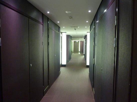 Solo Sokos Hotel Paviljonki: Corridor