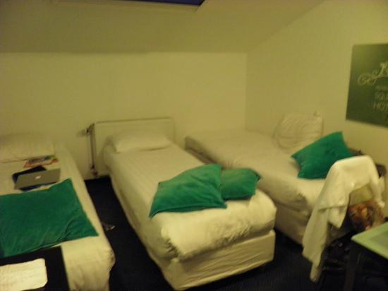 Rembrandt Square Hotel: номер 52