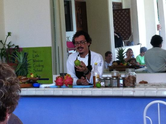 The Little Mexican Cooking School: Class