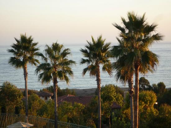 Marriott's Newport Coast Villas: View from our room balcony