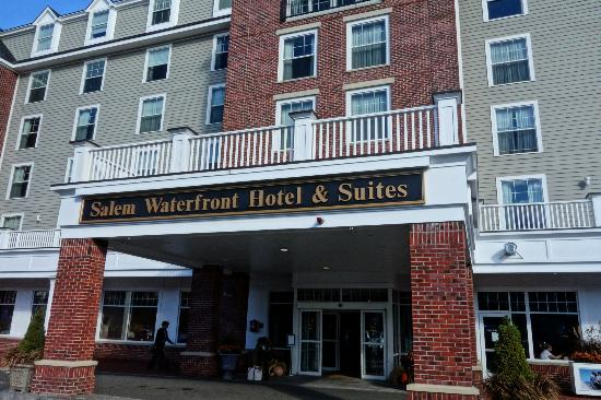 The Salem Waterfront Hotel & Suites: GREAT STAY IN SALEM