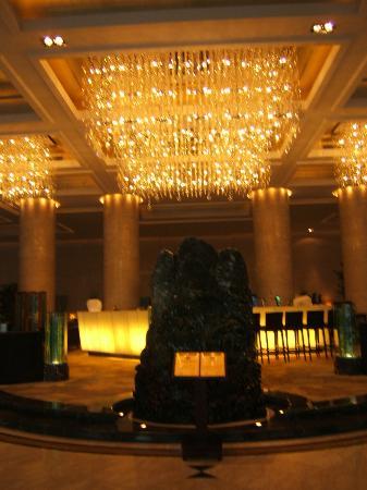 راديسون بلو هوتل شنغهاي هونج تشيوان: Hall d'entrée 