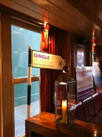 Dingle Bay Hotel: Film Festival Opening