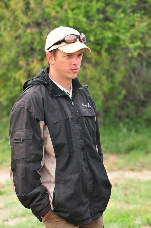 Ulusaba Rock Lodge: Sean my ranger