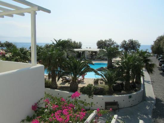 Atlantis Beach Villa: Sicht vom Balkon