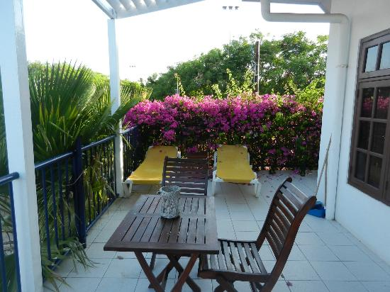 Waterside Apartments & Dive: Very comfortable and beautiful