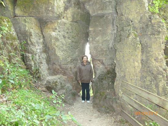 Wyalusing State Park: Bluff Trail